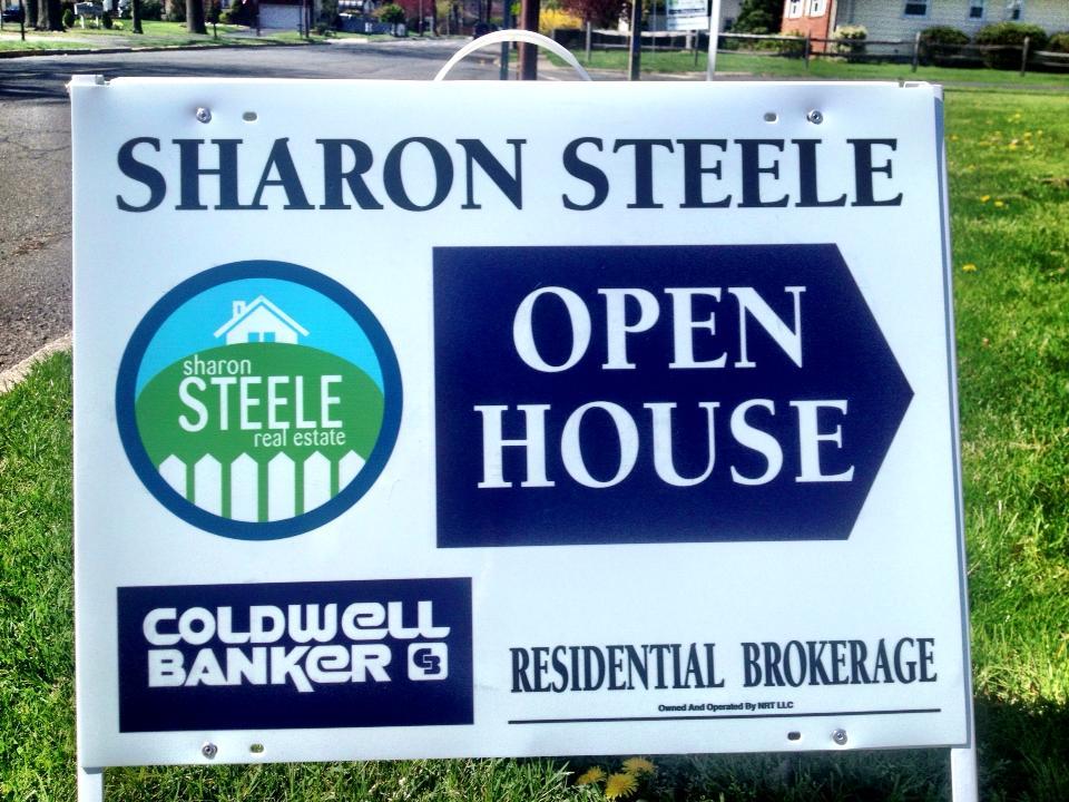 open house sharon steele