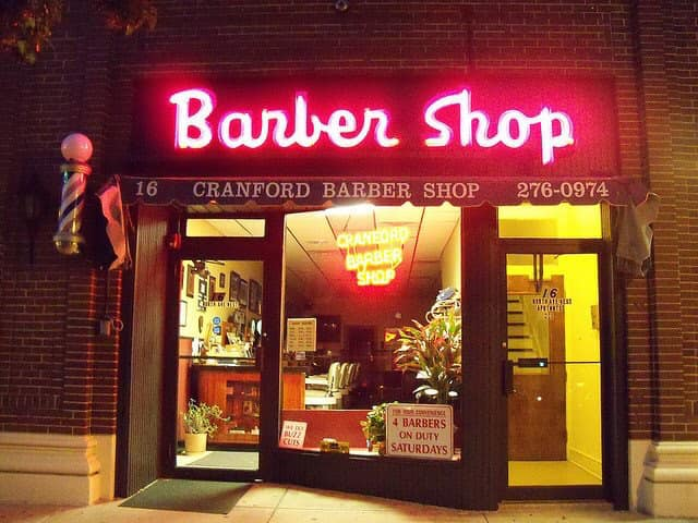Cranford Barber Shop