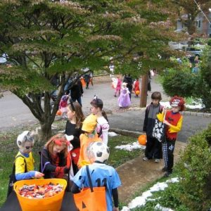 Herning Avenue Halloween