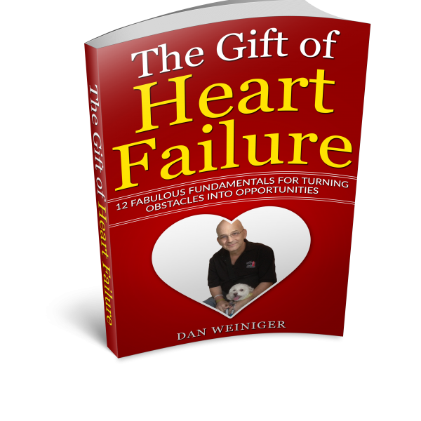 Westfield's Dan Weiniger Publishes a New Book: The Gift of Heart Failure