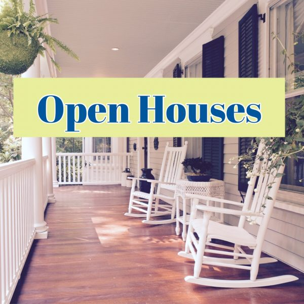 GSMLS Open House List For Cranford, Westfield, and Surrounding Areas of NJ 12/9/17-12/10/17