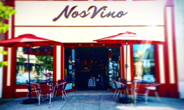 NosVino: The Euro Café Brought to Westfield