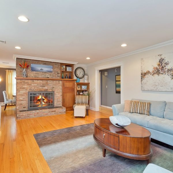 Gorgeous 4 BR 2.5 Bath Cranford Home For Sale