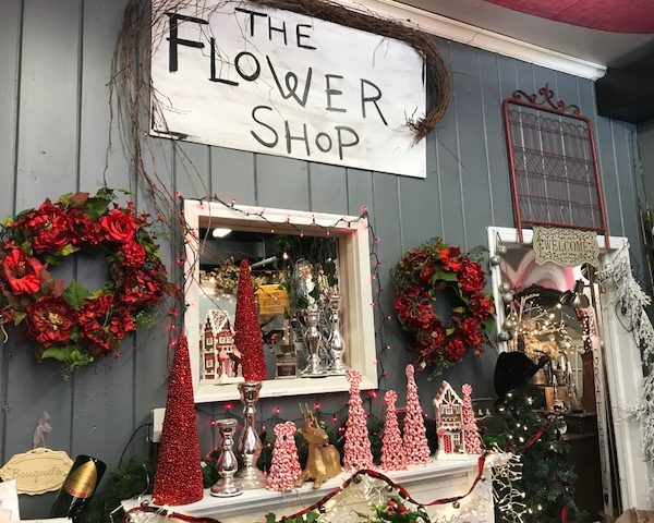 The Flower Shop in Westfield: Step Inside a Holiday Wonderland!