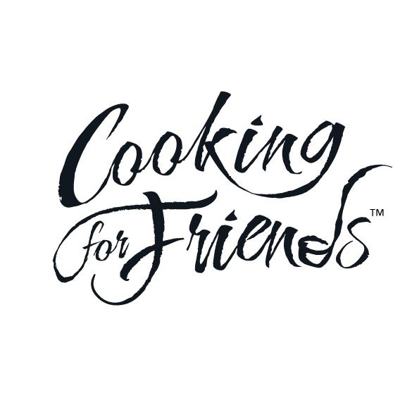 "New Year's Resolution: Spend More Time ""Cooking For Friends"""