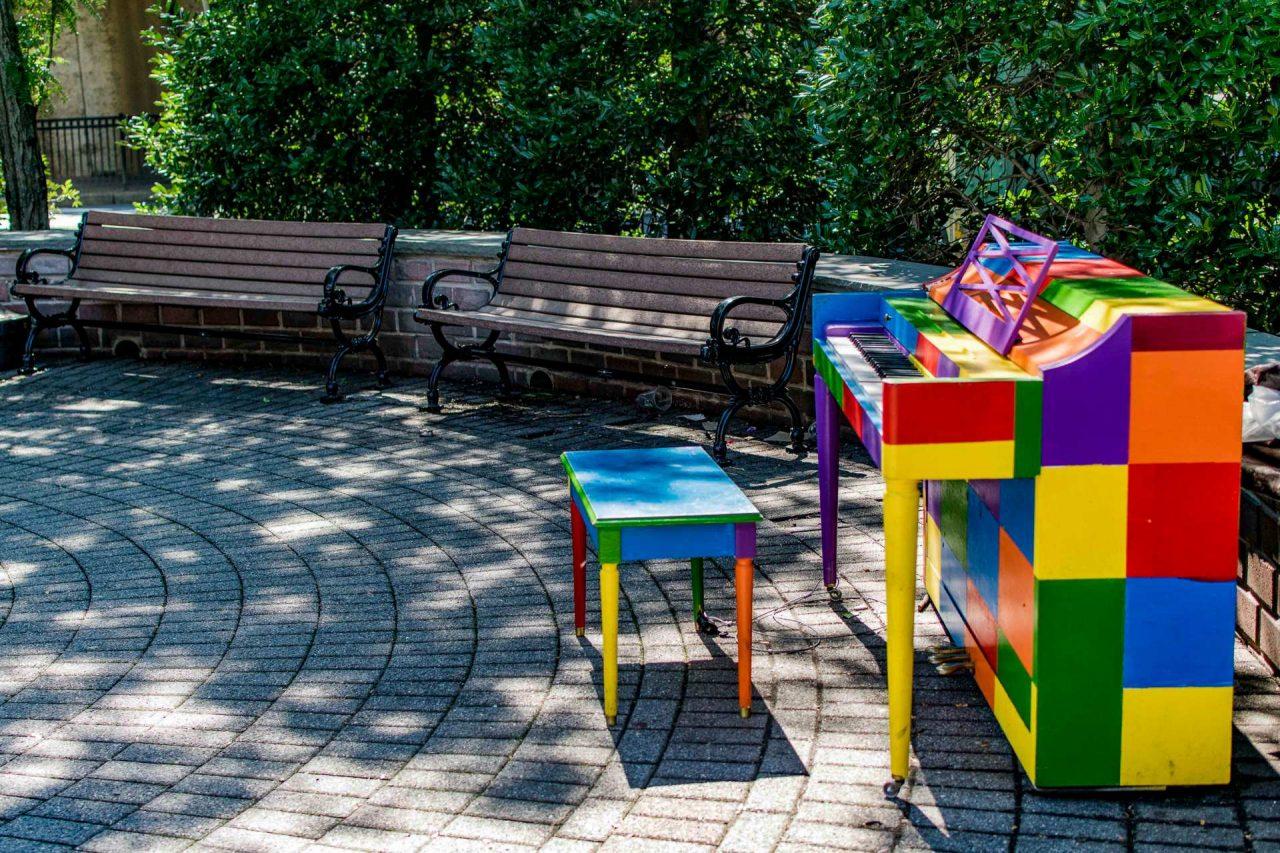 Cranford NJ Piano Eastman Plaza