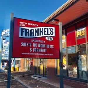 Frankel's in Garwood, NJ