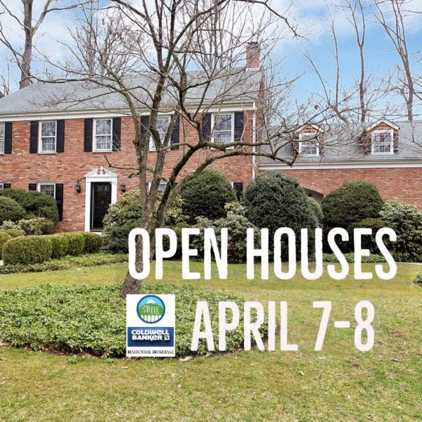 GSMLS OPEN HOUSE LIST FOR CRANFORD, WESTFIELD, AND SURROUNDING AREAS OF NJ 4/7/18-4/8/18