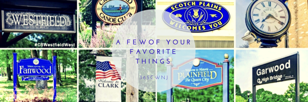 "365CranfordWestfieldNJ Presents ""A Few of Our Favorite Things"" Poll Results!"