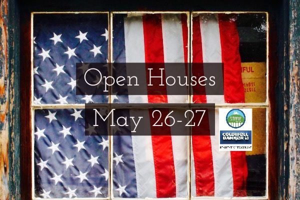 GSMLS OPEN HOUSE LIST FOR CRANFORD, WESTFIELD, AND SURROUNDING AREAS OF NJ 5/26/18-5/27/18