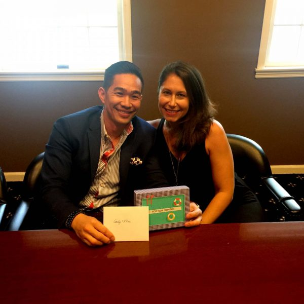 SOLD BY SHARON STORIES: CARLY AND KHOA
