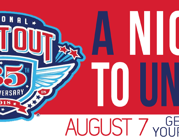 August 7, 2018: National Night Out in Your Neighborhood!