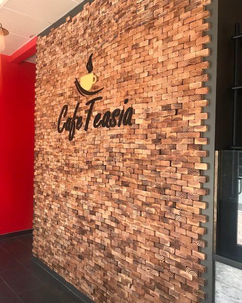 The 3 C's of Café Teasia: Coffee, Cold Treats, & Community!