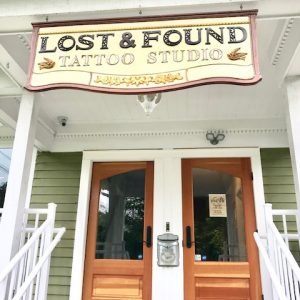 Lost and Found Tattoo
