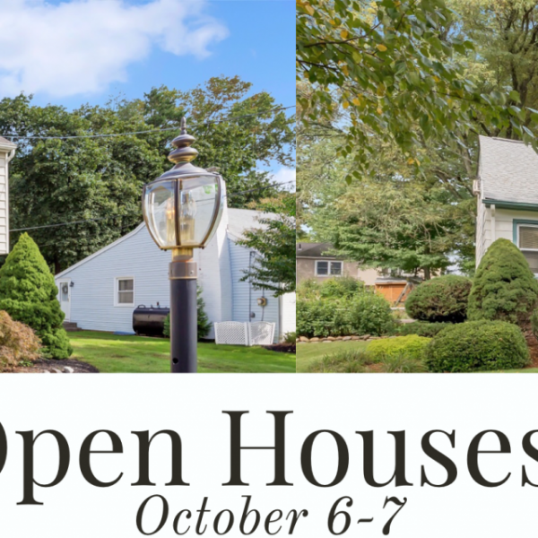 GSMLS OPEN HOUSE LIST FOR CRANFORD, WESTFIELD, AND SURROUNDING AREAS 10/6/18 – 10/7/18