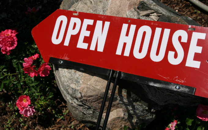 sharon steele buyer open house tips