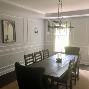 Formal Dining Room New Home