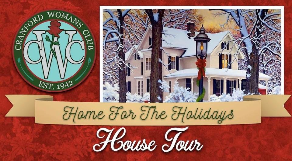 Cranford Woman's Club Home for the Holidays House Tour