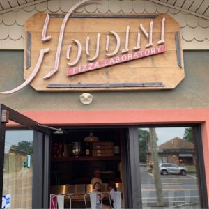 Houdini Pizza Laboratory