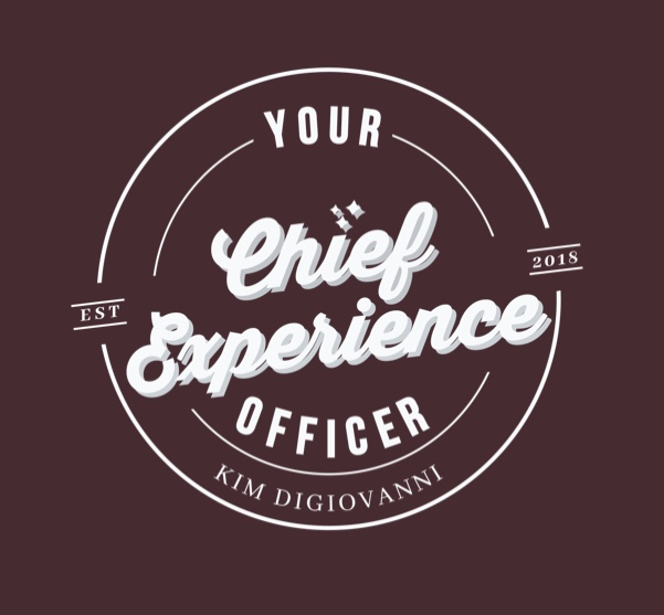 Your Chief Experience Officer