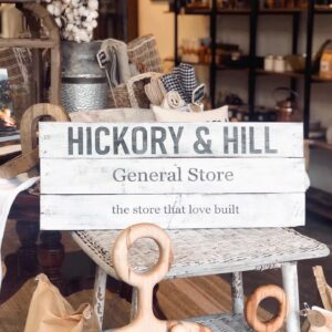 Hickory & Hill General Store