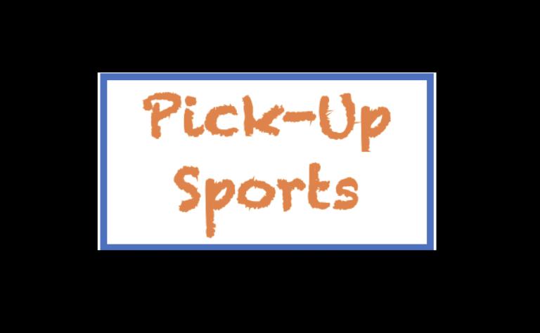 Pick-Up Sports