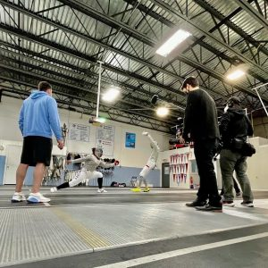 Advance Fencing & Fitness Academy