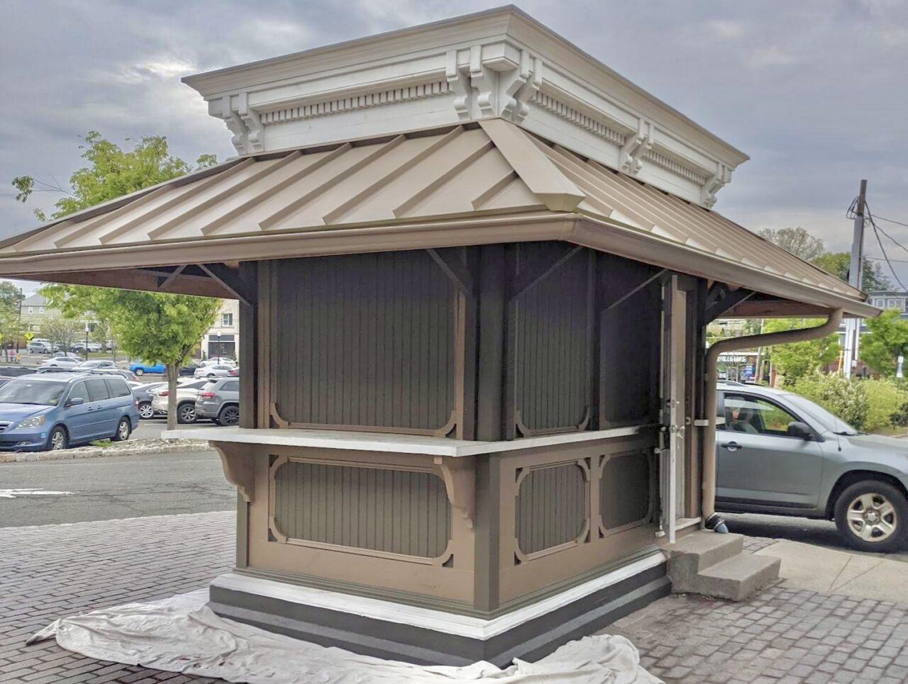 Westfield Kiosk
