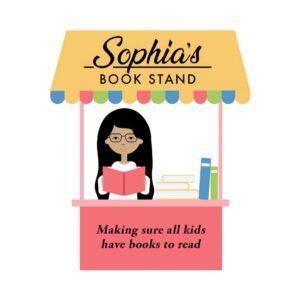 Sophia's Book Stand
